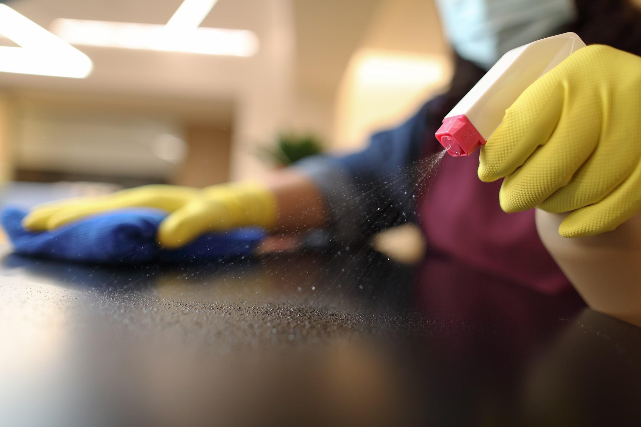 Outsourcing usług sprzątających jako rozwiązanie dla firm